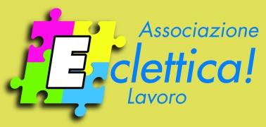 Logo Eclettica colore fondo